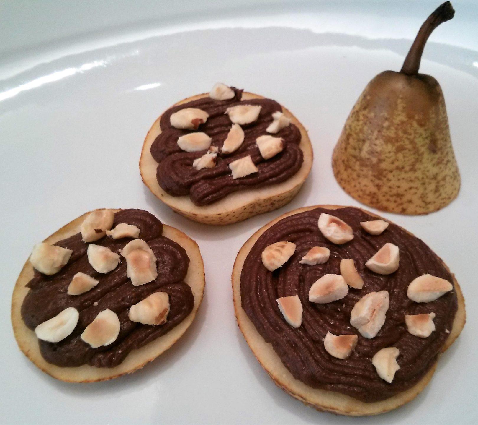 Crema spalmabile ai superfood: cacao crudo, maca e lucuma