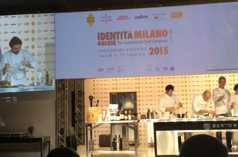 Identità Golose Milano 2015