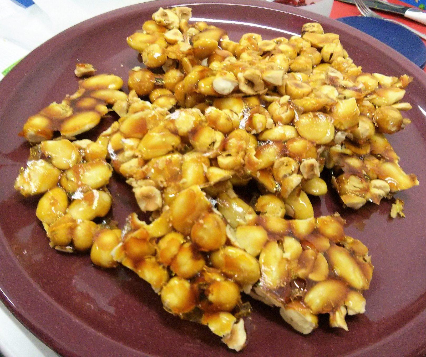 Croccante di frutta secca e semi