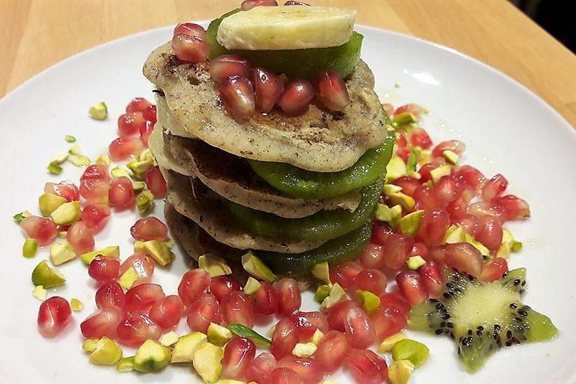 Pancake senza glutine in doppia versione: salate e dolci